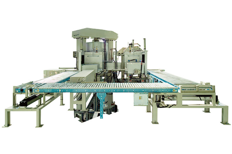 Automatic stock conveyor
